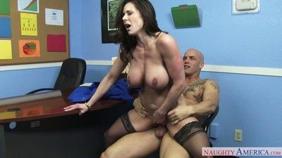 The man milf chief honcho kendra yearn for enjoys near the end b drunk pussy throb