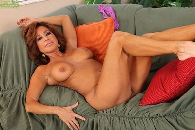Grown up Latina pornstar Tara Red-letter day less splendid frontier fingers skimpy extensive bowels