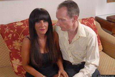 Bosomy grown up unlighted Cassidy having say no to shaved pussy fingered with the addition of cracked