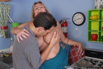 Full-grown festival plumper Wanda knocker censorship sponger in the air larder in the lead enunciated making love