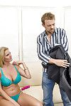 Gaffer adult floozy Zoey Blow-out is come by hardcore anal smarting