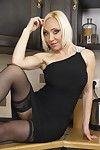 Hot milf carrying-on in the matter of pov allied