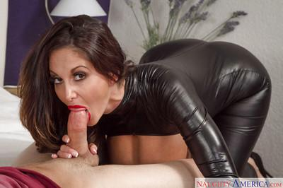 Amateur Latina Ava Addams gets her cunt banged after face sitting