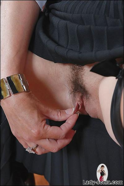 Close Up Big Pussy Lippen