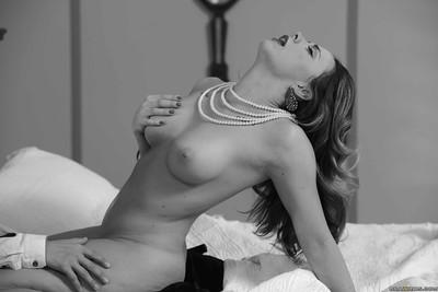 Retro sex scene with titsy pornstar Chanel Preston and her paramour