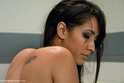 Isis love-reamed, tossed, cum drunk and squirt bonked out- she
