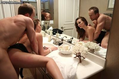 Pornstar capri anderson cheats and seduces a married man