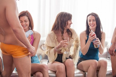 Pornstar group sex as capri andersons birthday suggest