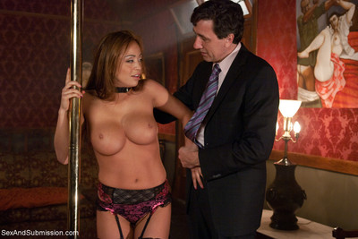 Curvy oriental mia lelani has been purchased as a sex slave by the wealthy sadist s