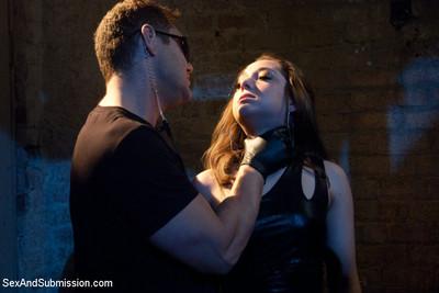 Backstage servitude slut: untamed slut used and bonked in bondage!