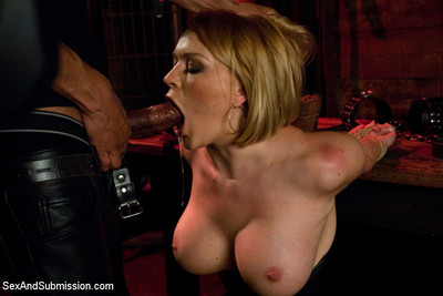 In this erotic fantasy role play, krissy lives a twofold life...