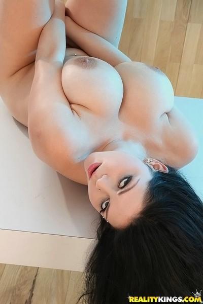Flexible adolescent shione cooper tittyfucked