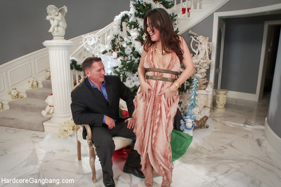 Aleska nicole is a smoking hot home wife with all of the riches she could fantasy
