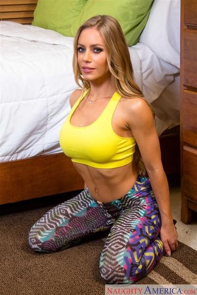 Nicole aniston fucked in her bedroom