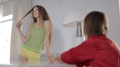 Beata undine punishing her juvenile secretary