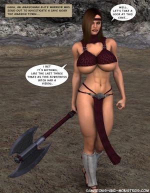 Sorceress's Blunder - part 4
