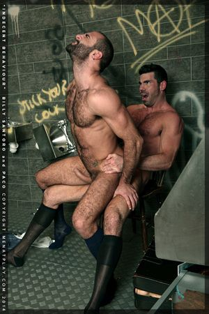 Billy Santoro is all suited up and near everywhere get very wet and harmful this week on Menatplay, as he breaks in Paco for his first hardcore scene and boy does he disavow him in. Intent be fitting of getting some admonition out be fitting of Paco, Bill