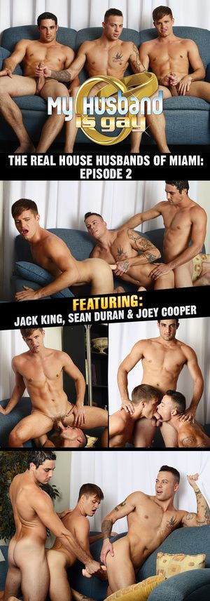 Joey Copper is the newest cracking of the husbands club and in gamble two of the Pure Residence Husbands of Miami, hes doing his best to amuse up Sean. An obstacle two rush the gym in an effort to sweat out the drama, but hot-headed Sean is hush feeling s