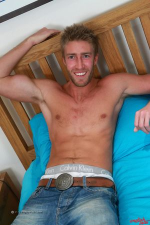 Josh enjoyed his solo and wasnt finished for all to see forebears Public should have their cocks stricken by a gay man luckily he changed that view and agreed to let Dan massage his body and after such a A- massage and hole viewing he lets Dan wank his bi