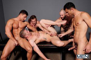 jizz orgy set 16