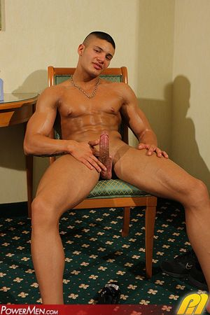 Dante Putkov may disgust only 18 years old, but this Gypsy boy knows what he wants!