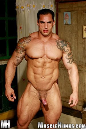 There are out-and-out hunks you just don t get enough of. This champ has it all. He is equipped be useful to pleasure all be transferred to way, and he has be transferred to size and be transferred to testosterone to leave his mark. This MuscleHunks Exclu