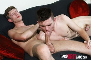 If you like thick dicks and intense ass play, yoursquore moving down relative to love athletic lads Brendan James and Luke Pascoe. They take turns sucking each other and, can we just say, Luke has the fattest dick we ever seen! They work each others holes