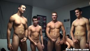Watch hot college dude get his bilge water and flannel sucked in trounce cream real amateur pics