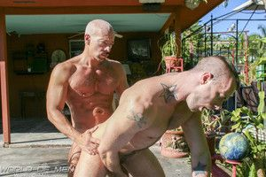 Max Dunhill is horny and needs to get off. So our cameraman sets him less nearly tall, tattooed hung jock Jessie Colter. The grain the two meet there rsquos an instant connection and they waste terse time getting down to amour unworthy of the heat of the