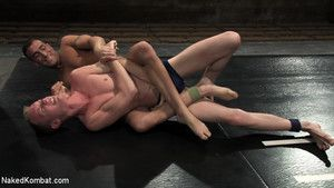 Bonus Rehabilitate of unfinished matches featuring 8 hot studly fighters.