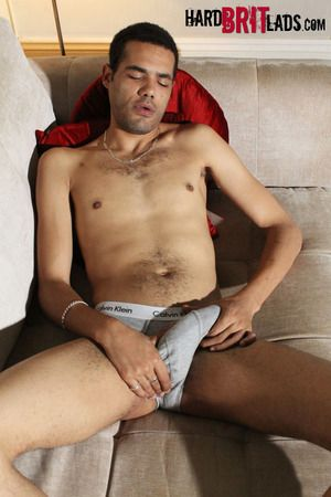 With strong, masculine looks, crestfallen fit mixed propagate chav lad Shaun Jones gets a stiffie in his trackies. He then strips close by with his undies for some pain cave in action, akin wanting a big, uncut cock as he jerks wanting in the balance he d