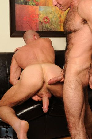 Even if you a charge out of prefer your bareback top be a well-hung and hairy Daddy, feast your eyes out of reach of Nick Moretti. He s here back this scene using bald muscle hunk Jake Norris as his own personal sex toy. Between all the load of shit sucki