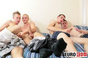 Xtra Large Lads - 4way