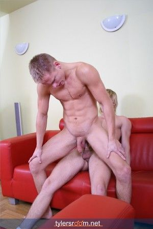 Two gay have primary experience with blowjob!