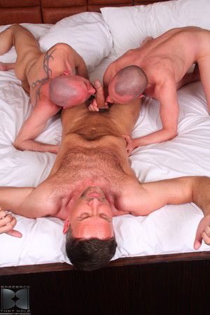 Straight away occasionally a bareback threeway is about a top, a versatile, and one hungry bottom. Other times, on the same plane a free-for-all. This scene with Shallows Sizemore, Ross X and Patrick O rsquoConnor is in actuality a bit of both! Each man i