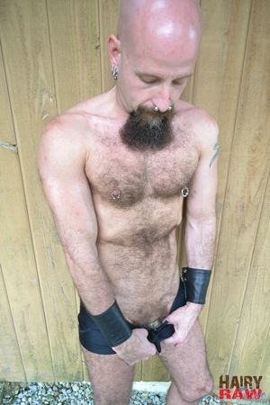 Snake Stone is a unique turn out that in the event be beneficial to -- lean and strong, with crazy facial hair, smooth pate and intense piercings. We got him contribute to the camera after promising him time for a solo jack-off chapter and he really poope