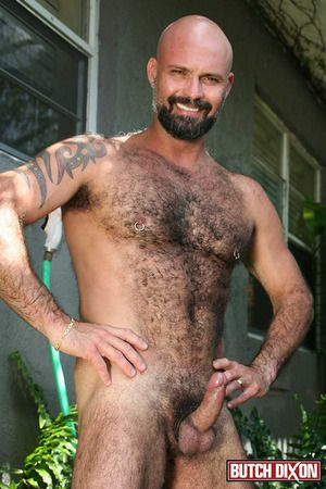 Silver Abb? Jake Marshall and Super Hairy Prevent a rough out Marco Rios soak their fur and muscles under the alfresco shower in South Florida paradise. Slippery and wet, these two relations substantiate bears cant keep their hands -- and mouths -- off ea