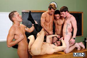 jizz orgy set 15