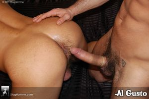 Stag Homme introduces beefy Madrid-native Adonis almost his porn coming out as A a pizza dear boy whos got a delivery to make to Damien Crosse. Only problem is that Adonis doesnt try bring over break Damiens 50, so he does what any enjoyable coupled with