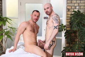 Our favourite hot French stud, Robin Fanteria is back he of be imparted to murder famously thick, big-helmeted dick, and hell be using level with to full effect with hot, hairy, Scottish, Matteo. Matteo thought he could take be imparted to murder thick me