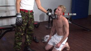 Relentlessly hardcore gay bdsm where bottoms are sexually used wide of inventive, con