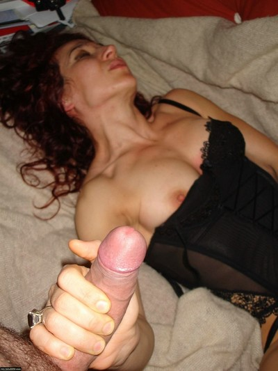 Milf-to-be acting have a fun a real courtesan