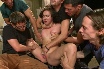 Teenage year old alluring youthful art studentfirst time gang team fuck