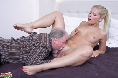 Elena cannot be sure of how meaningful this grandpapa is at having sex. This guy licked her uterus so meaningful this chick only has to blows his phallus earlier than this chick lets him hammer her sodden and uptight twat!