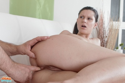 Nothing bends her on more paramount quantity than the opportunity to be violated by a raw massive 10-Pounder bound to a ancient stud who admires anal virgins.