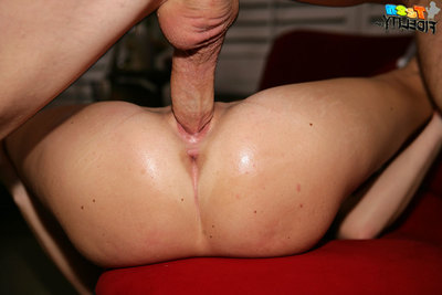 This passionate infant cums over and over at the same time as that babe bounces on a massive phallus in anticipation of it nuts cavernous in her pussy.