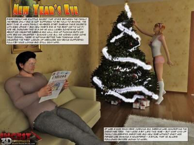 Christmas Gift 1 - New Year