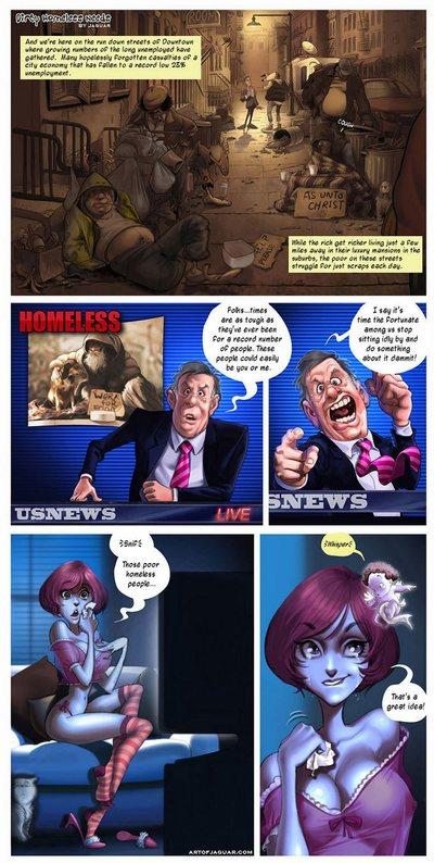 Dirty Homeless Needs