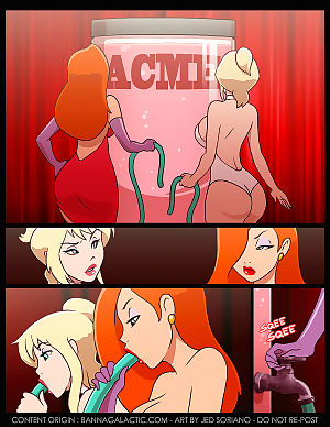 Jed Soriano- Clash of the Cartoon Divas