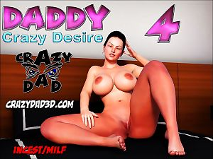 CrazyDad- Daddy Crazy Desire Part 4